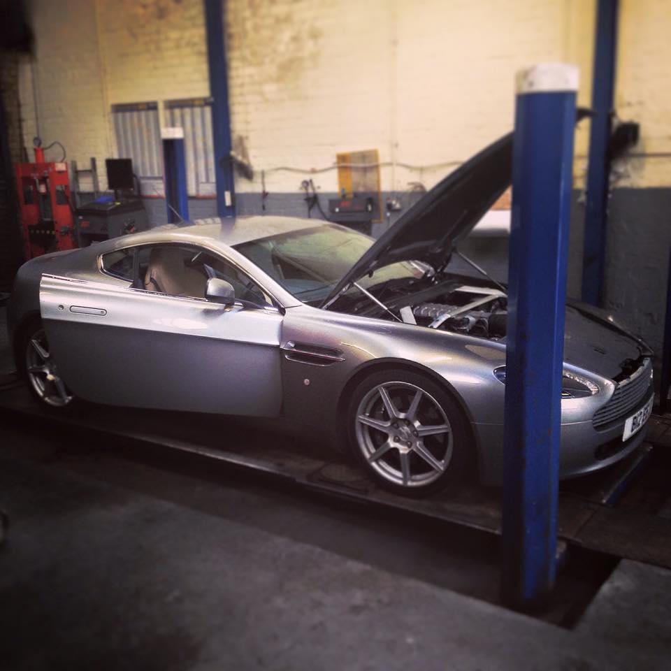 Aston Martin Bury