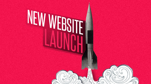 Website Launch Welcome